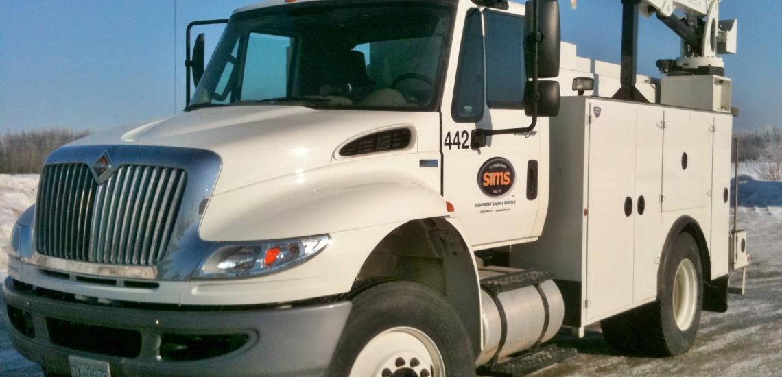 Unit 442 Service Truck
