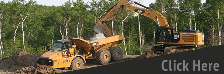 Heavy Equipment: Service, Repairs, Fabrication & Rentals